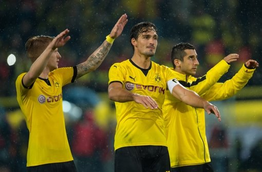 Dortmund deklassiert Odds BK