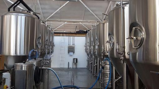 Die Cast-Brauerei feiert die Wiedereröffnung