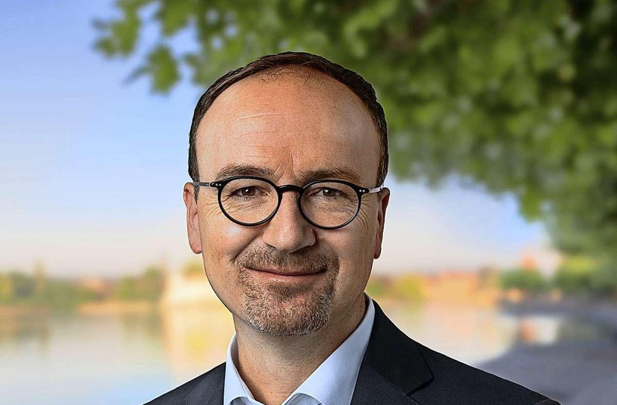 Uli Burchardt (CDU) bleibt acht weitere Jahre OB von Konstanz. Foto: privat