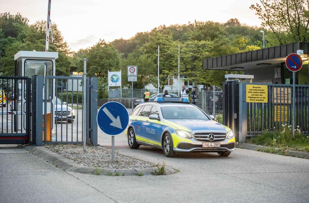 Das Land möchte die LEA in Ellwangen gerne  als einen von vier Standorten weiter betreiben. Foto: SDMG
