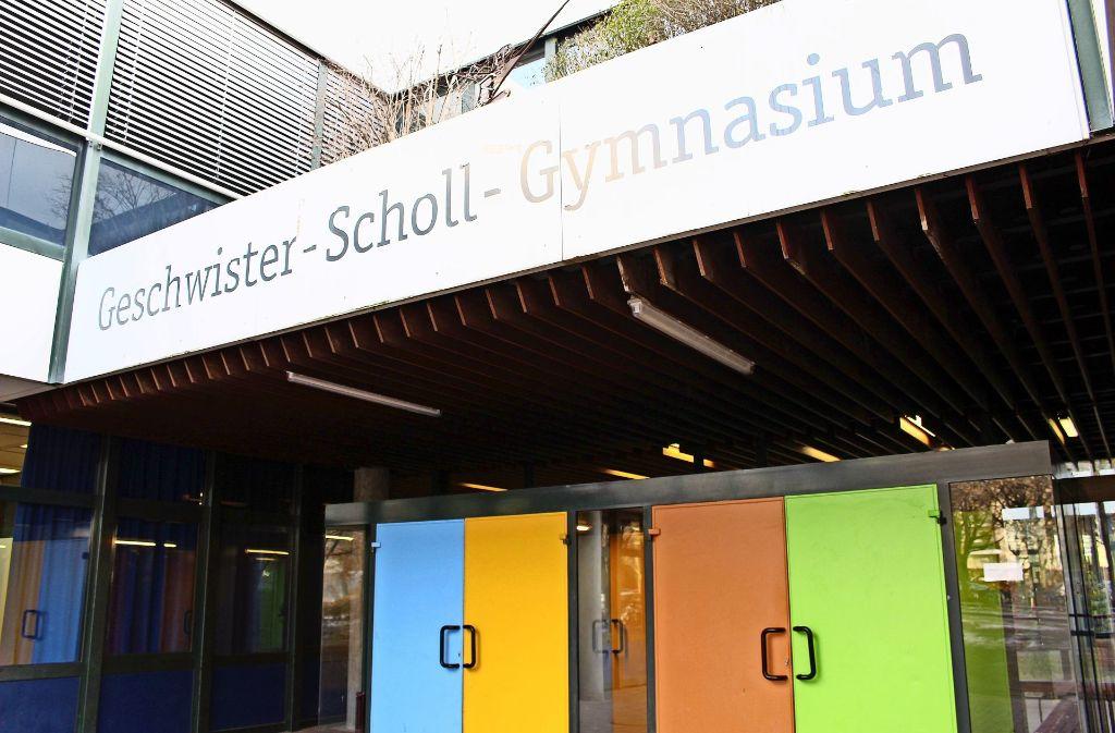 Seit Jahren wird diskutiert: Neubau oder Sanierung des Geschwister-Scholl-Gymnasiums? Nun bahnt sich eine Entscheidung an. Foto: Holowiecki