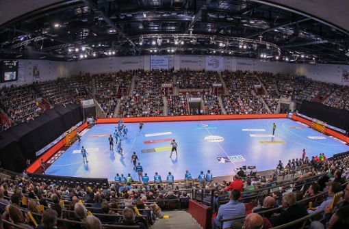 Kurzfristig  dürfen doch nur 500  Zuschauer in die Porsche-Arena
