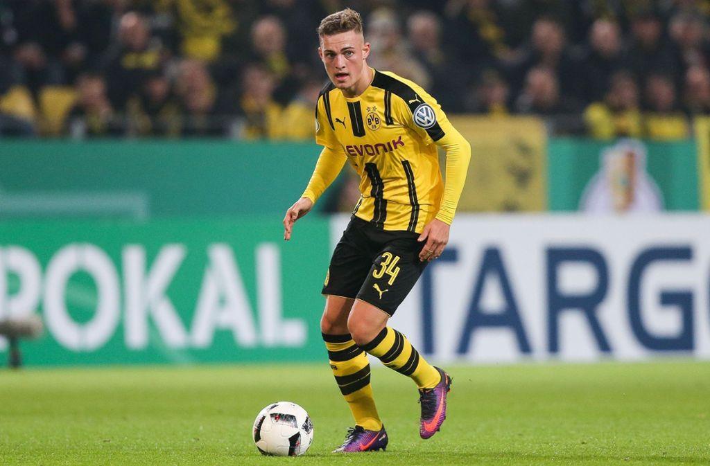 Jacob Bruun Larsen wird den VfB Stuttgart für den Rest der Saison verstärken. Foto: Getty