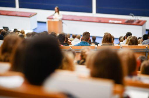 Erstmals seit 2001 weniger Hochschulabschlüsse
