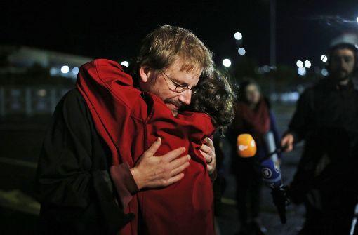 Menschenrechtler Peter Steudtner in Berlin erwartet