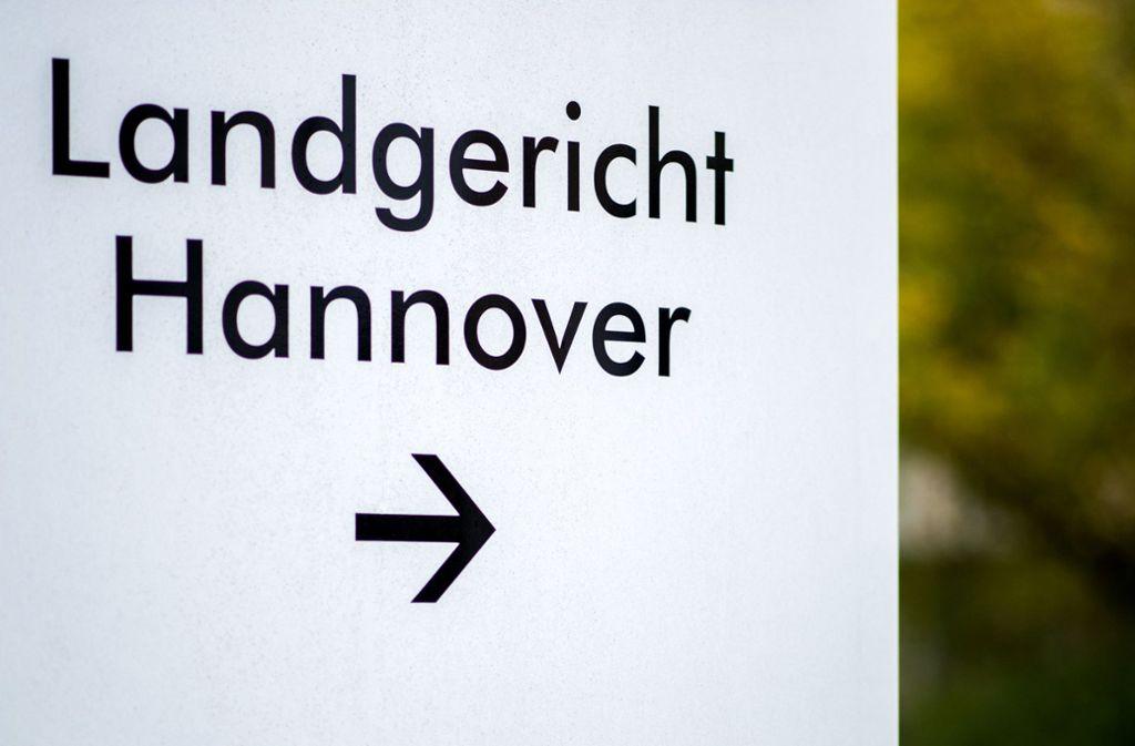 Das Landgericht Hannover hat gegen eine 44-Jährige eine Haftstrafe verhängt. Foto: dpa/Hauke-Christian Dittrich