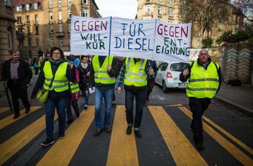 Land lockert Fahrverbote für Euro-4-Diesel weiter