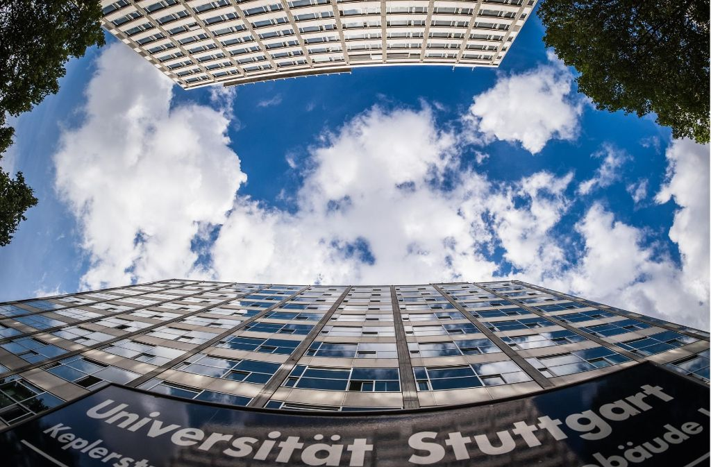 """10 Dinge, die Stuttgarter Studenten nicht sagen: """"Die Uni Stuttgart ist eine wahre Augenweide."""" Foto: Lichtgut/Max Kovalenko"""