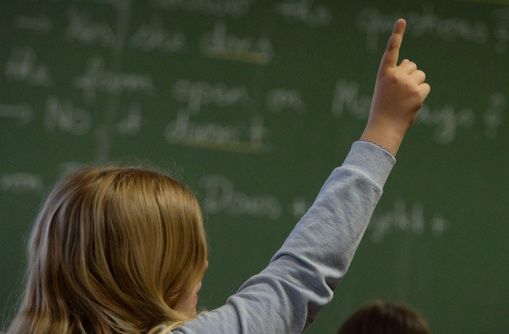 Schüler wollen wissen, was sie eigentlich lernen sollen. Foto: dpa