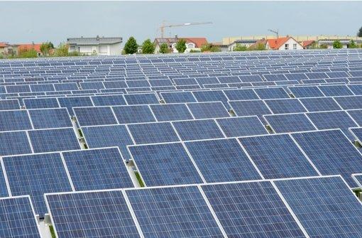 Südwesten ist Vorbild bei der Energiewende