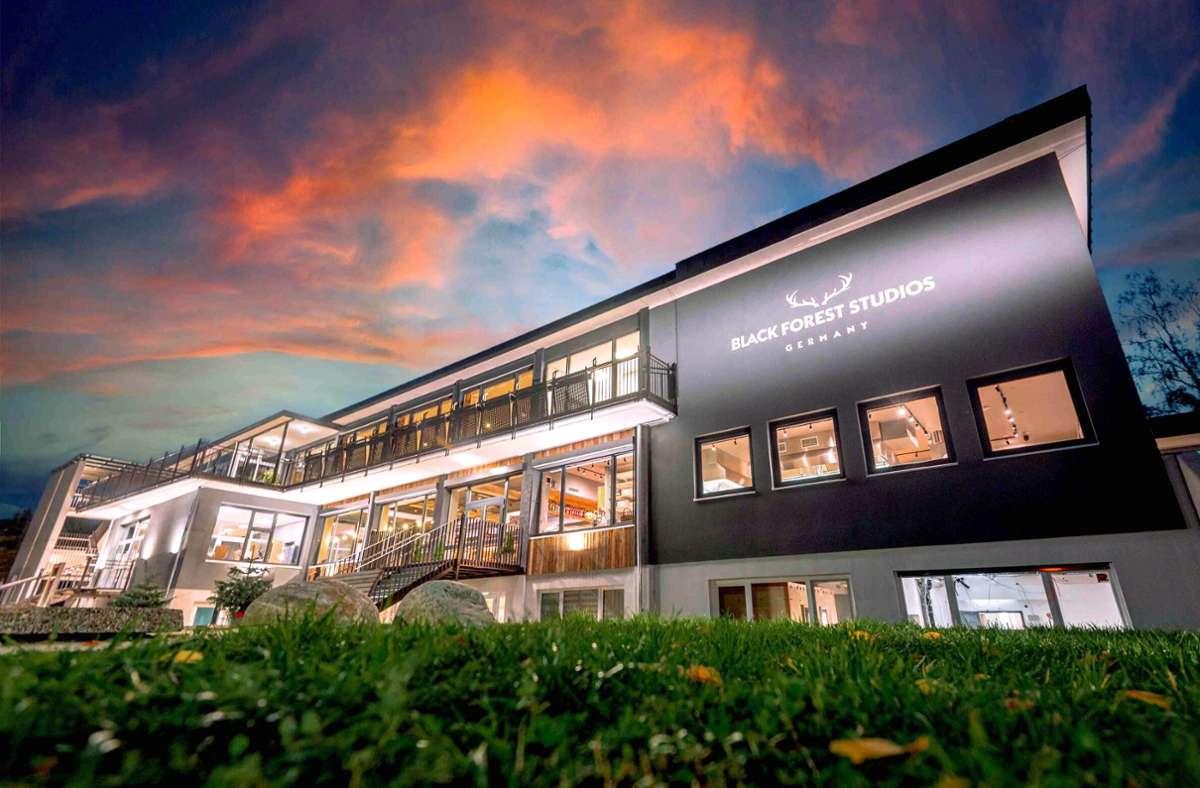 Die Black Forest Studios in Kirchzarten im Schwarzwald Foto: /Hannes Kutzka/ Black Forest Studios