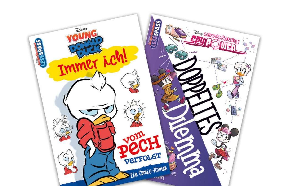 Am 16. Juli kommen gleich zwei Ausgaben der Graphic Novel in den Handel. Foto: dpa