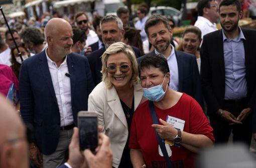 Marine Le Pen winkt der politische Durchbruch