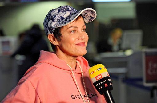"""Sonja Kirchberger bemerkt """"mitleidige Blicke"""""""