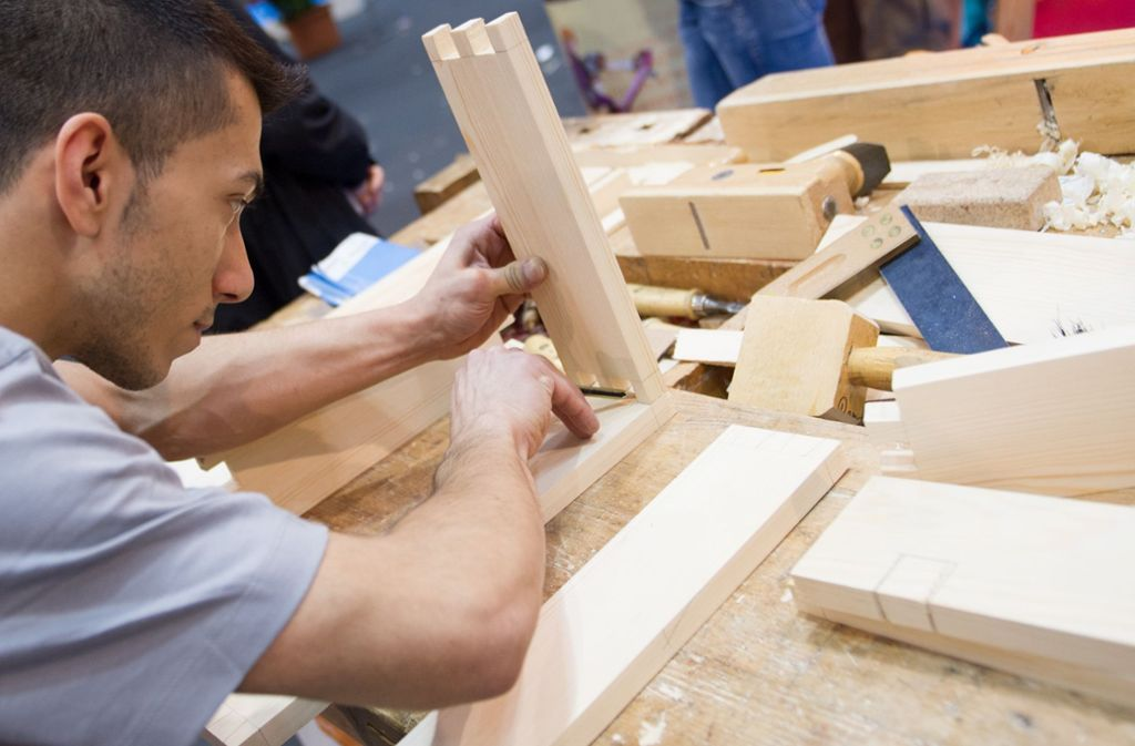 Bei vielen Azubis führen falsche Vorstellungen bei der Berufswahl zum Abbruch der Ausbildung. Foto: dpa