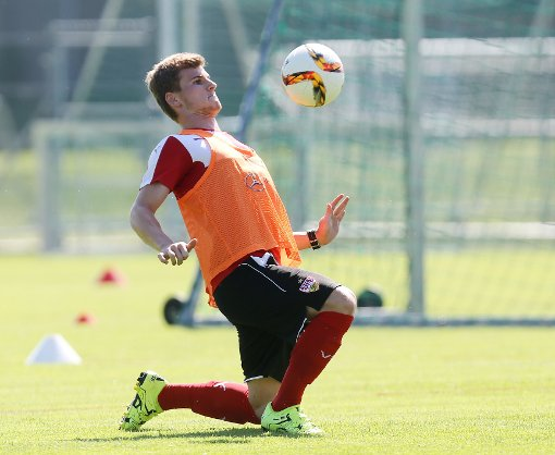Tottenham wirbt intensiv um Werner
