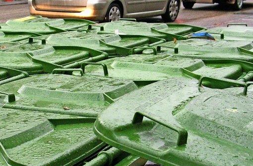 Metalldetektoren für den Biomüll