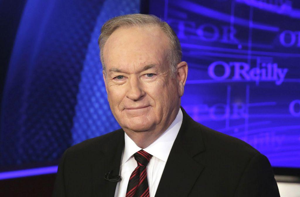 Starmoderator Bill O'Reilly war für seinen Sender Fox nicht mehr tragbar. Foto: AP