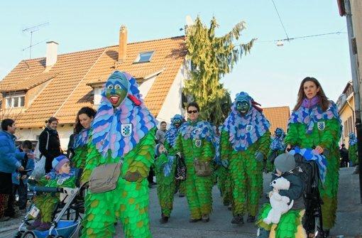 Die Bewahrer der traditionellen Fasnet am Neckar