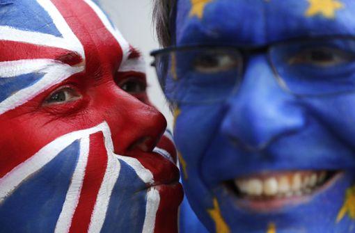Brexit treibt die Briten in die Verzweiflung
