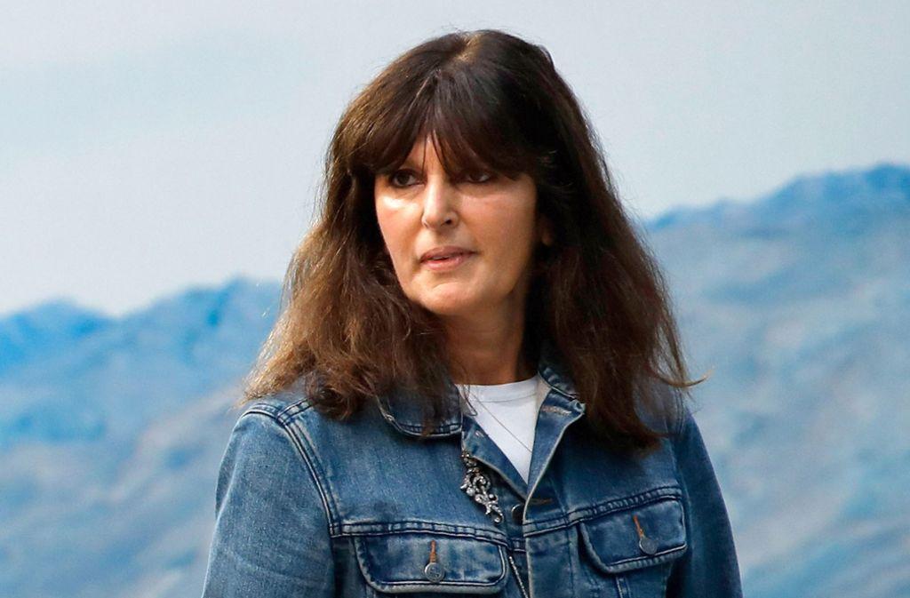 Virginie Viard ist seit 1997 Studioleiterin von Chanel. Nun übernimmt sie die kreativen Geschäfte von Karl Lagerfeld. Foto: AP