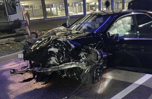 Unfall bei mutmaßlich illegalem Autorennen in Heilbronn