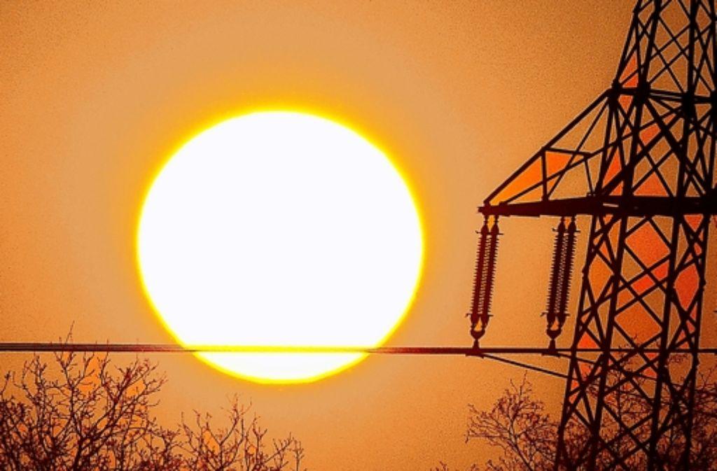 Sonnenuntergang für den NEV? Manche Gemeinderäte wünschen sich das. Foto: dpa