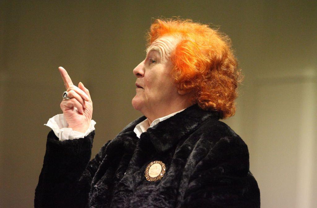 Sigrid Früh hat mehr als 60 Bücher über Märchen und Sagen veröffentlicht Foto: Patricia Sigerist