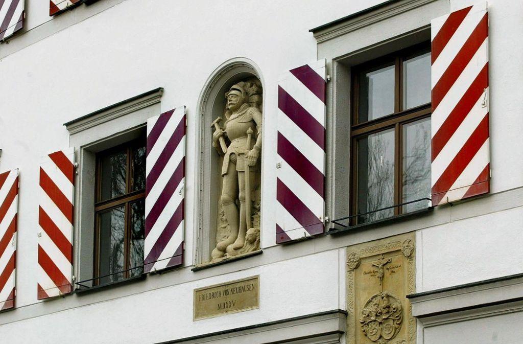Ingo Hacker ist für weitere acht Jahre Chef im Rathaus von Neuhausen. Foto: Horst Rudel/Archiv