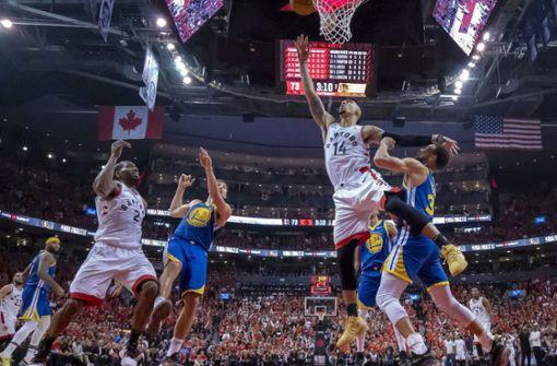 Toronto Raptors holen ersten NBA-Titel nach Kanada