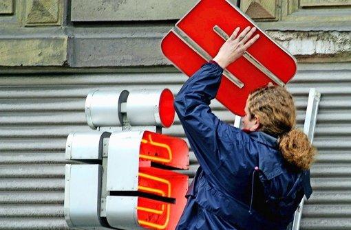 """""""Die Banken sichern die Sparguthaben selbst"""""""