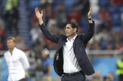 Spanien gewinnt Fernduell mit Portugal in Gruppe B
