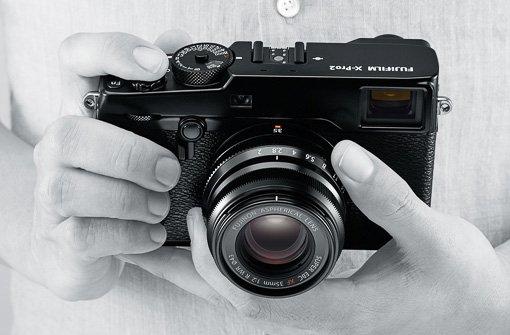 Klein, stark, schwarz! Die neue Fujifilm X-Pro2