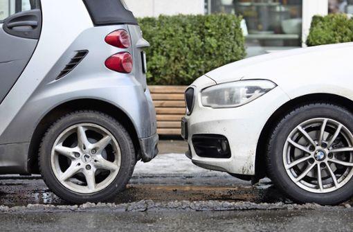 Parken vor der Haustür wird drastisch teurer