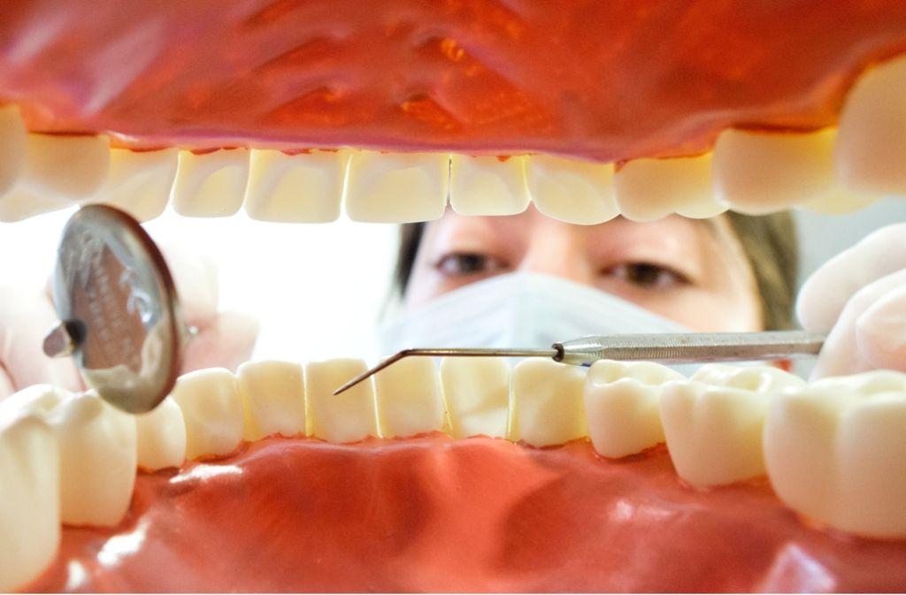 Der beste Schutz vor hohen Kosten im Dentalbereich sind nach wie vor regelmäßige Kontrolluntersuchungen und die tägliche Mundhygiene. Foto: dpa