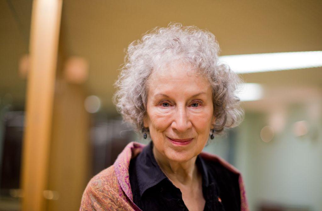 Die kanadische Autorin Margaret Atwood hat den Friedenspreis des Deutschen Buchhandels bekommen. Foto: dpa