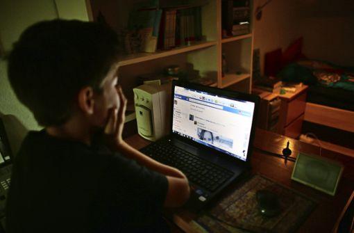 Viele Schüler  Opfer von  Cybermobbing