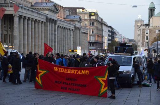 Werbevideo für die verbotene PKK gedreht