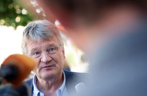 Jörg Meuthen ist in Brüssel nicht mehr allein zu Haus