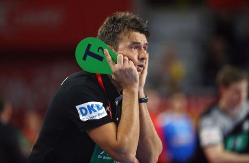 Der deutsche Handball muss auf den Prüfstand