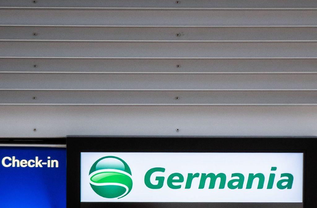 Nach dem Insolvenz-Antrag von Germania bieten andere Fluggesellschaften den Betroffenen vergünstigte Tickets an. Foto: dpa