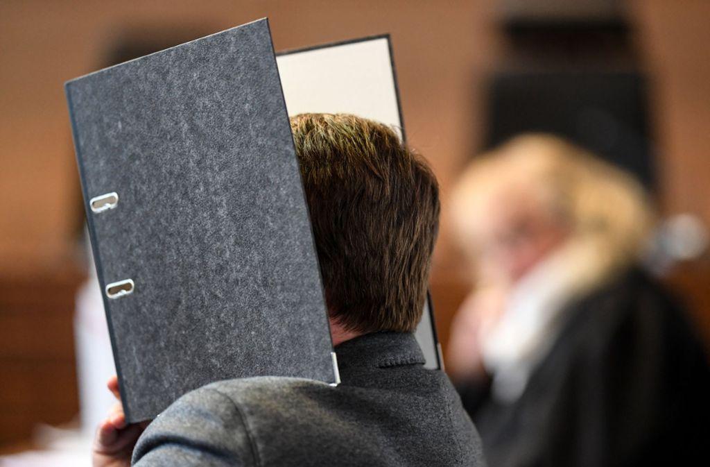 Der Angeklagte wurde verurteilt. Foto: dpa