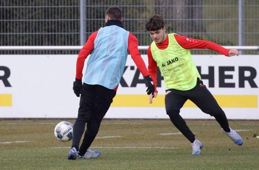 Zwei VfB-Stammkräfte fallen gegen Bochum aus
