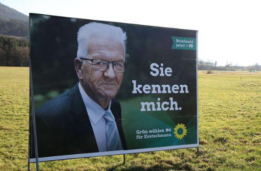 Warum Kretschmann Merkels Slogan kopiert hat