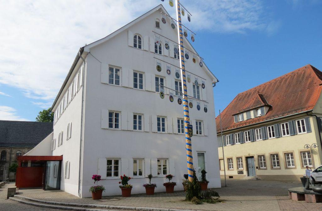 Die Spitze des Bezirksamts in Stuttgart-Degerloch war in den vergangenen Monaten vergleichsweise verwaist. Foto: Bosch