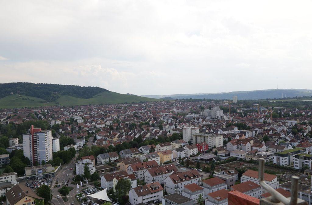 Mehr als 500 städtische Wohnungen werden von der WDF in Fellbach beaufsichtigt und betreut Foto: Patricia Sigerist