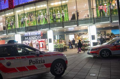 Schweizer Polizei untersucht  mögliches terroristisches Motiv