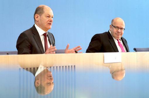 Olaf Scholz gewinnt an Format in der Krise
