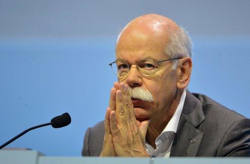 Zetsche: Kein guter Tag für Europa