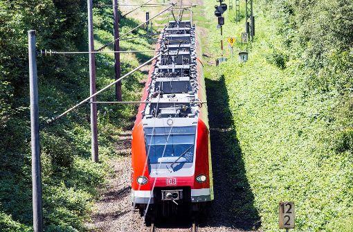 S-Bahn fährt nur bis Burgstall